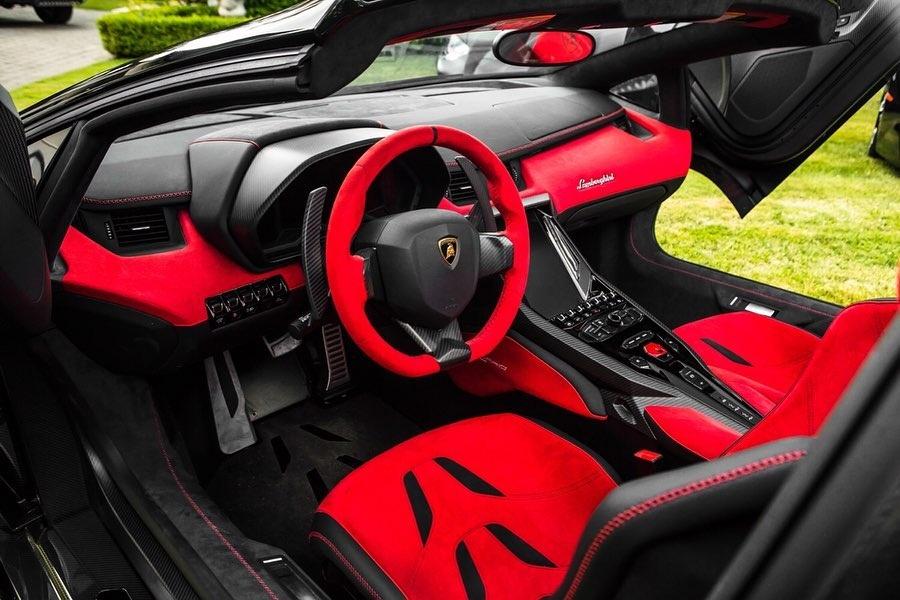 Hang hiem Lamborghini Centenario Roadster 2017 rao ban gia trieu USD anh 5