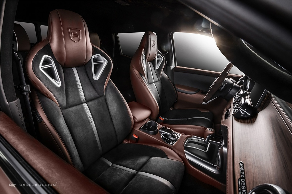 Chiem nguong Mercedes-Benz X-Class voi ban do phong cach co dien anh 4