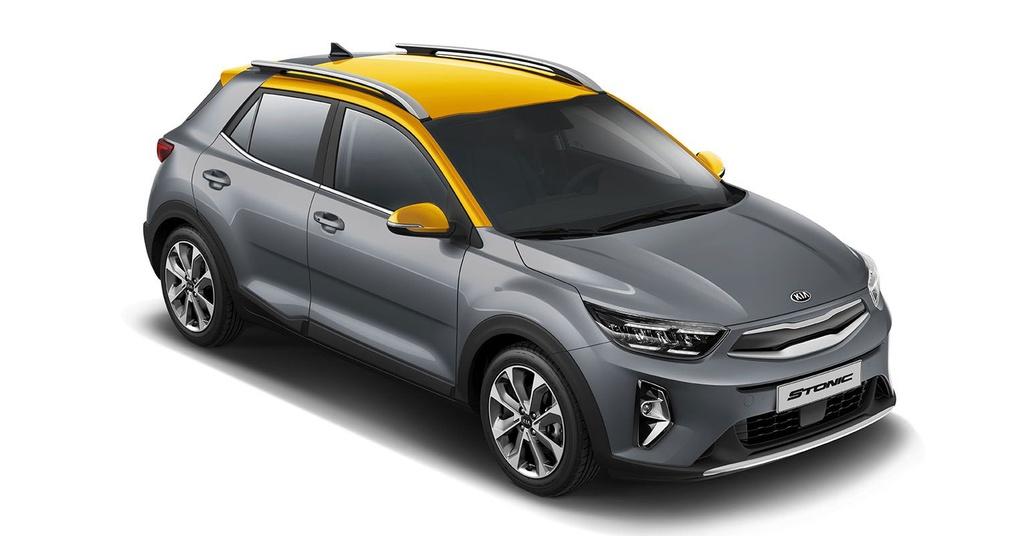 Ra mat Kia Stonic 2021,  SUV hang B doi dau Ford Ecosport anh 6