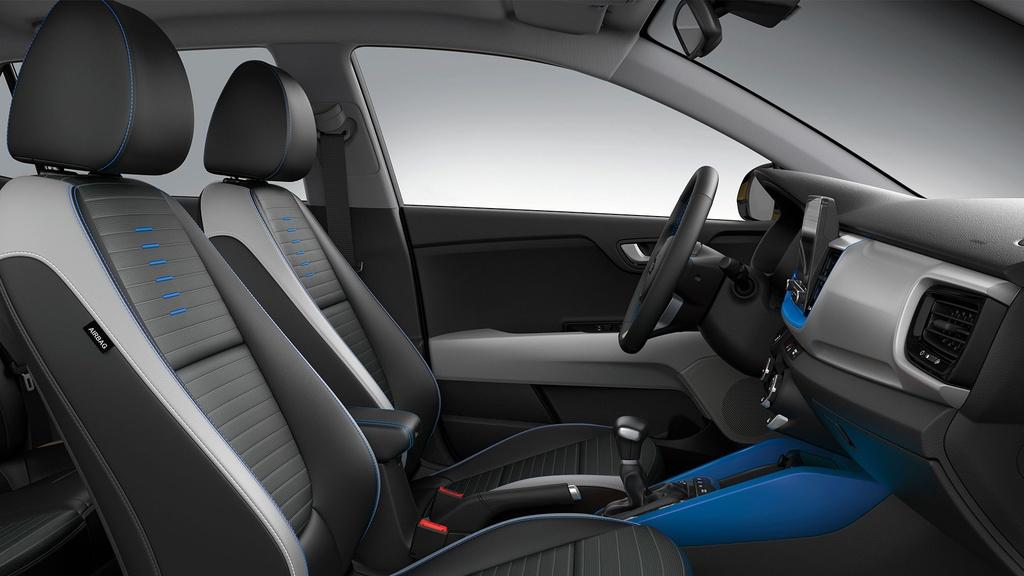 Ra mat Kia Stonic 2021,  SUV hang B doi dau Ford Ecosport anh 3