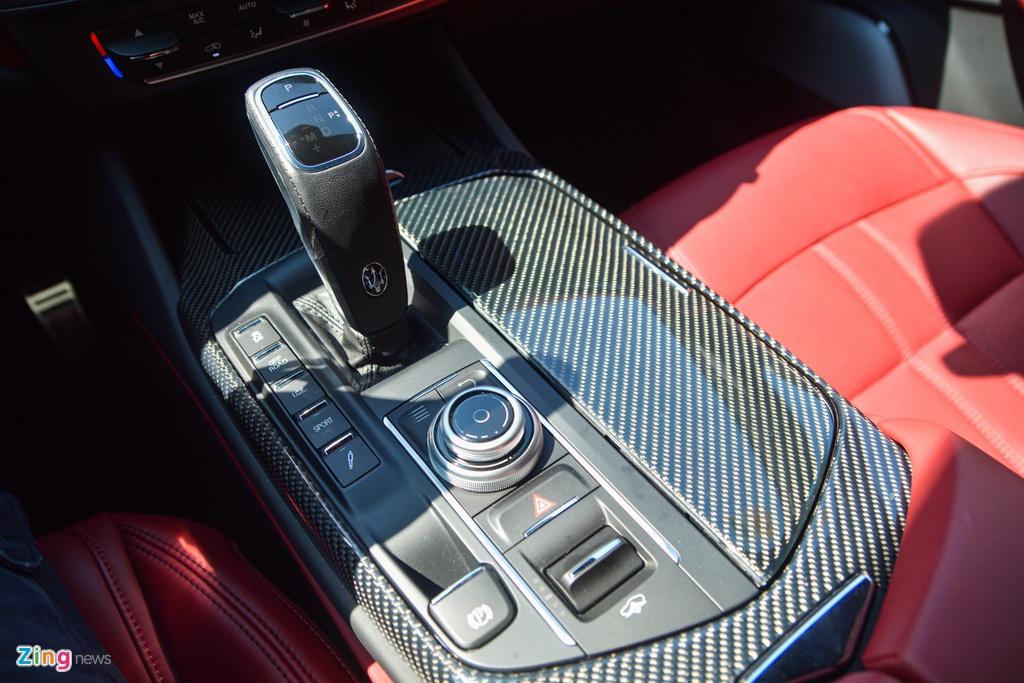 Chi tiet Maserati Levante tai VN,  SUV hang sang gia tu 5, 5 ty dong anh 11