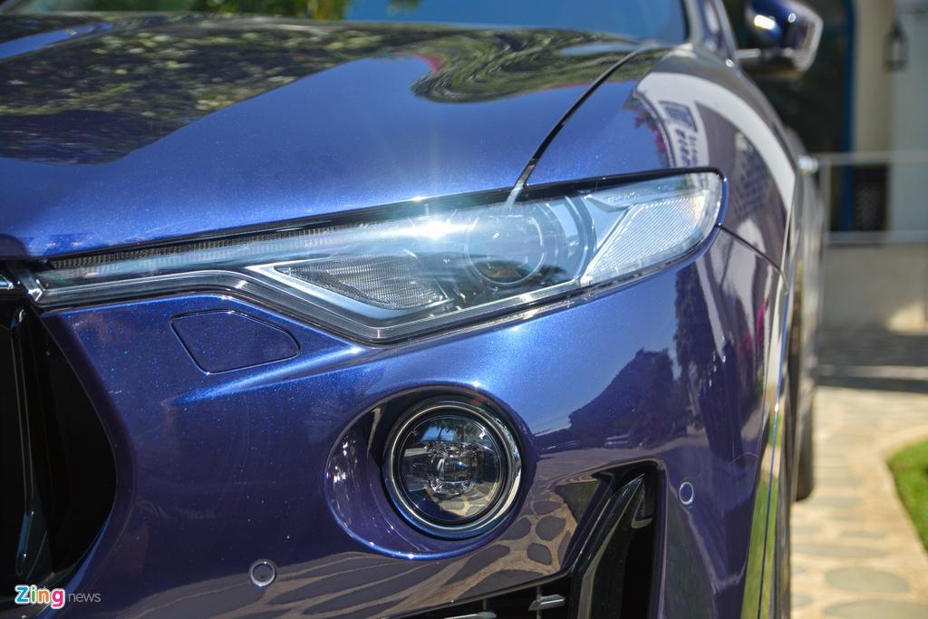 Chi tiet Maserati Levante tai VN,  SUV hang sang gia tu 5, 5 ty dong anh 4