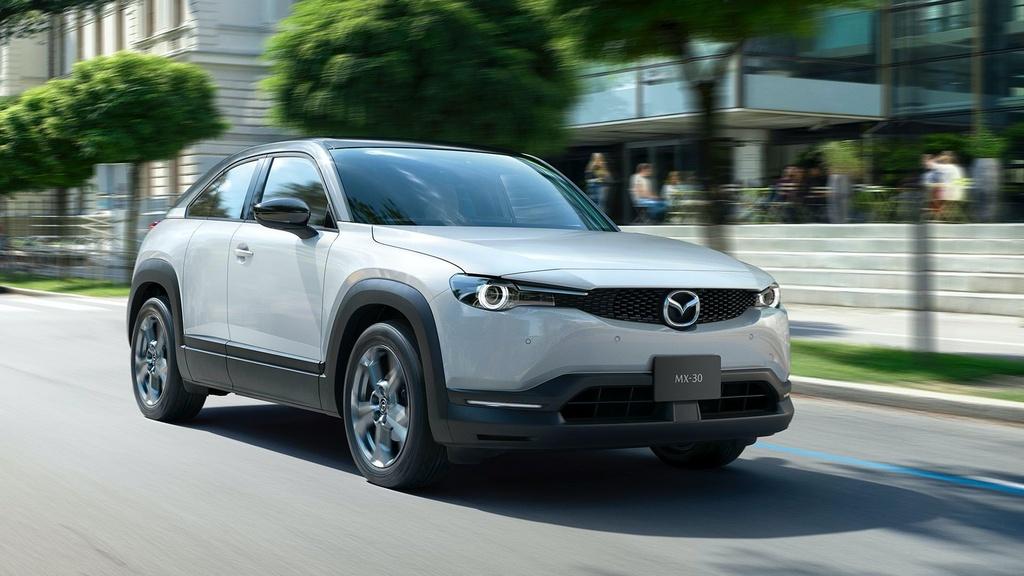 Mazda MX-30 mới tại Nhật Bản sẽ được trang bị động cơ mild-hybrid