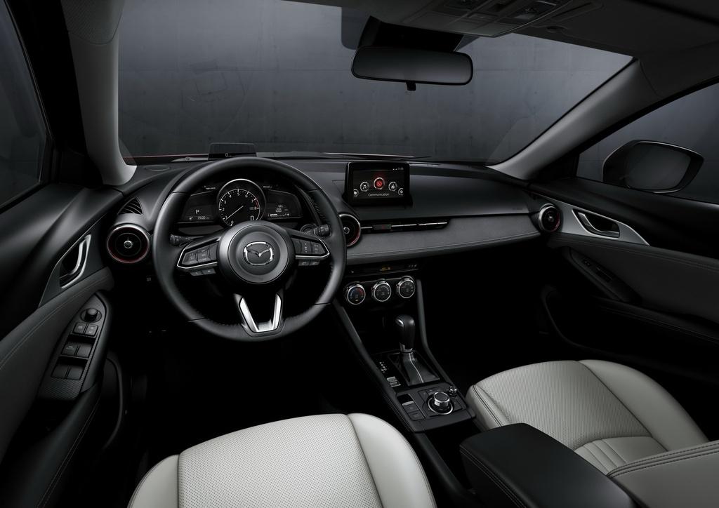 Mo ban Mazda CX-3 2021 - 2 phien ban,  gia tu 20.640 USD anh 5