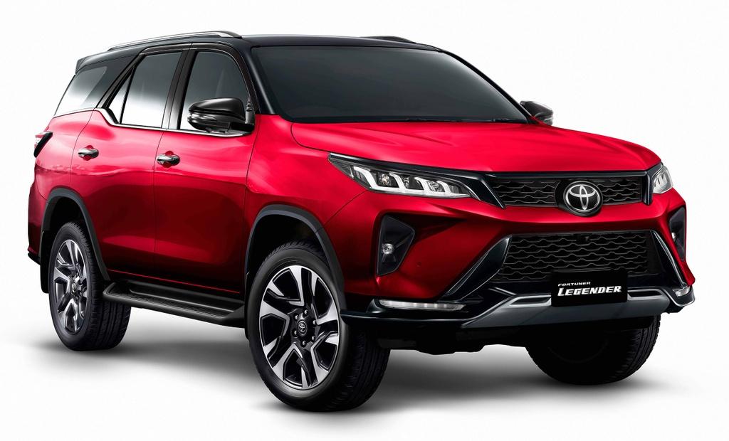 Toyota Fortuner 2020 ra mat Australia,  dat nhat 43.920 USD anh 1