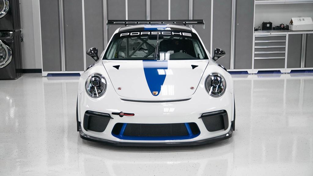 Dau gia Porsche 911 GT3 phien ban xe dua,  re hon Porsche 911 moi o VN anh 7