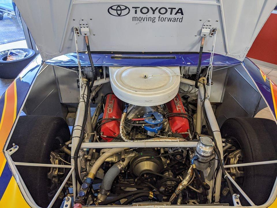 Toyota Camry phien ban xe dua NASCAR manh hon McLaren 720S anh 7
