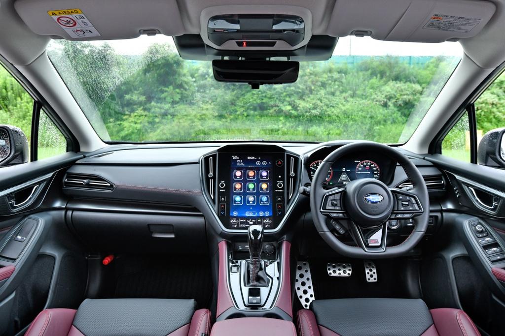 Subaru Levorg 2020 ra mat - 6 phien ban,  ho tro lai ban tu dong anh 6