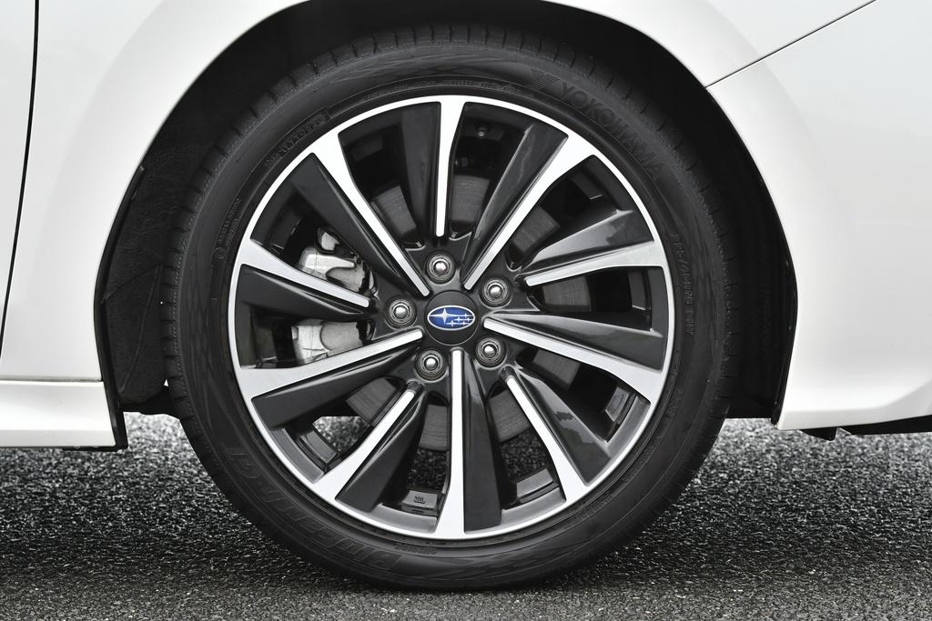 Subaru Levorg 2020 ra mat - 6 phien ban,  ho tro lai ban tu dong anh 5