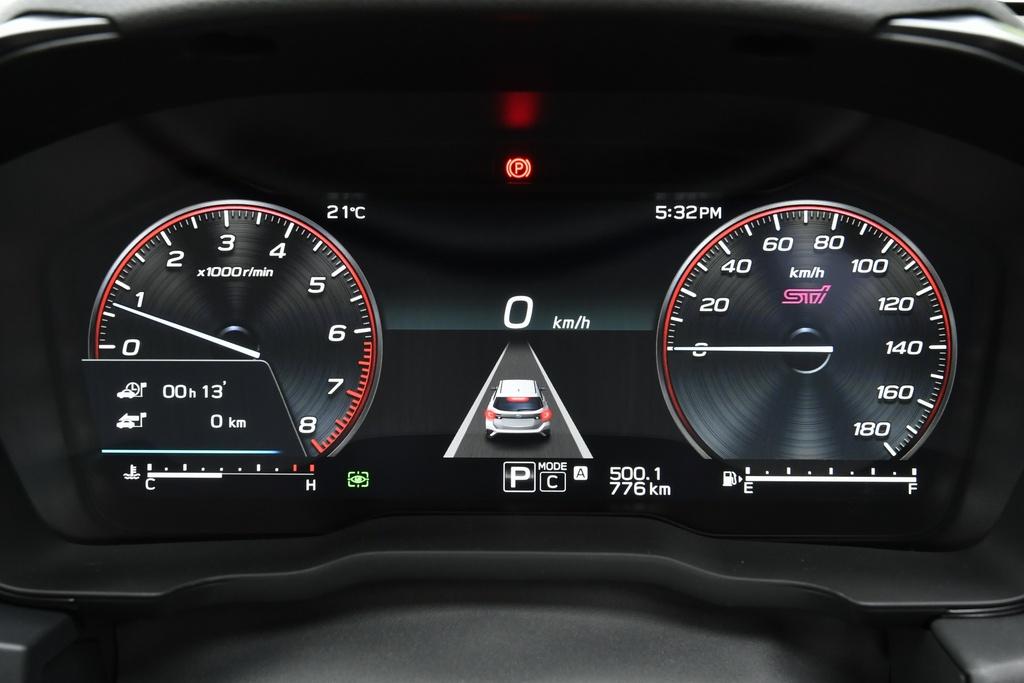 Subaru Levorg 2020 ra mat - 6 phien ban,  ho tro lai ban tu dong anh 7
