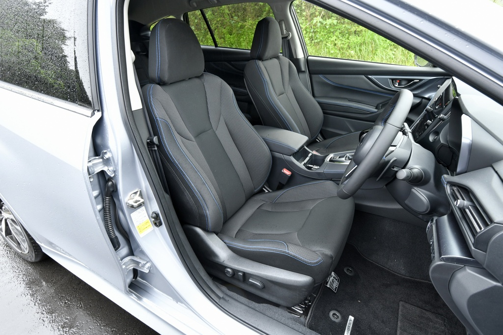 Subaru Levorg 2020 ra mat - 6 phien ban,  ho tro lai ban tu dong anh 8