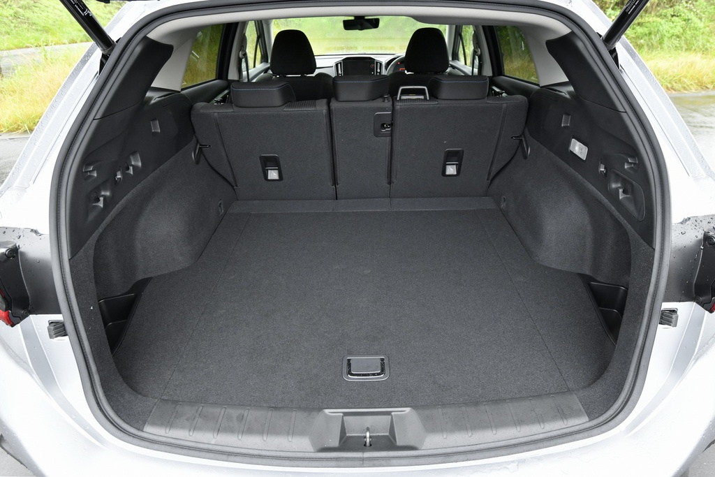 Subaru Levorg 2020 ra mat - 6 phien ban,  ho tro lai ban tu dong anh 10