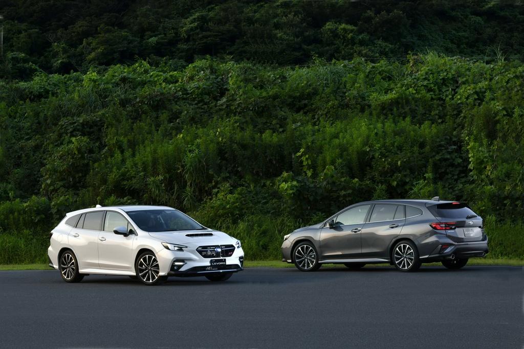 Subaru Levorg 2020 ra mat - 6 phien ban,  ho tro lai ban tu dong anh 1
