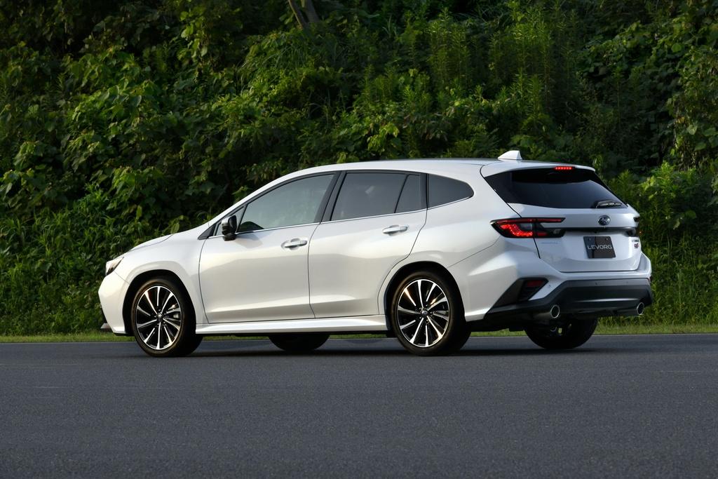 Subaru Levorg 2020 ra mat - 6 phien ban,  ho tro lai ban tu dong anh 4