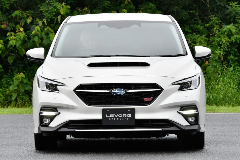 Subaru Levorg 2020 ra mat - 6 phien ban,  ho tro lai ban tu dong anh 2
