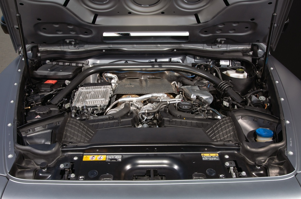 Mercedes-AMG G63 voi goi do manh gan bang Bugatti Veyron anh 5