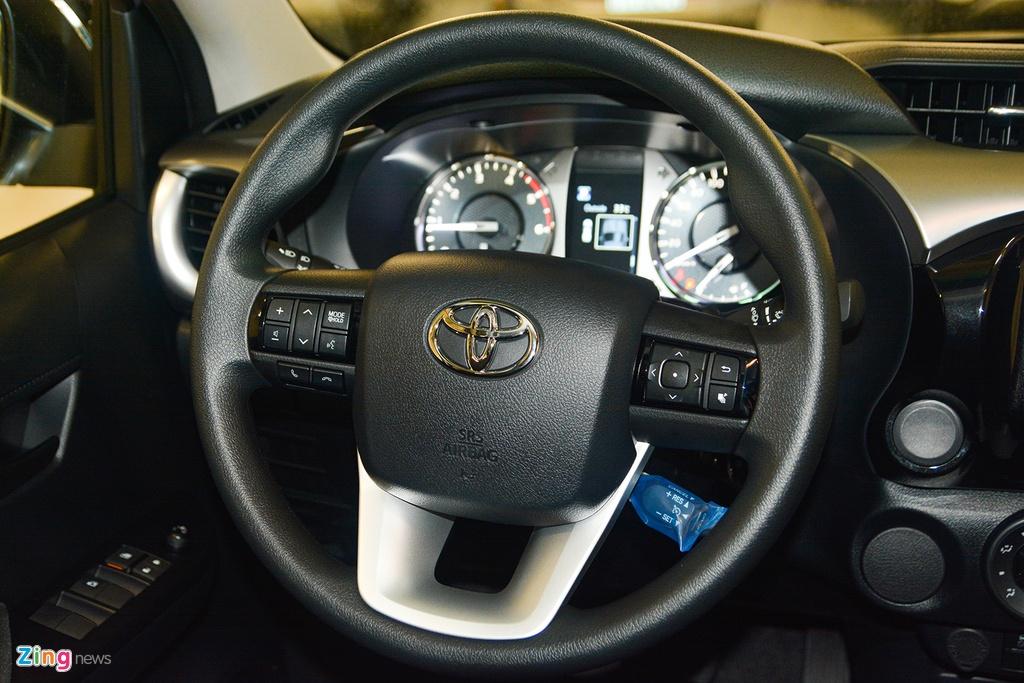 Chi tiet Toyota Hilux 2020 tai VN - 4 phien ban,  gia tu 628 trieu dong anh 9