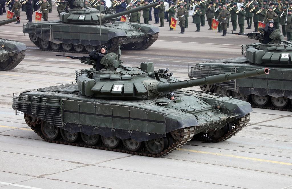 Kham pha xe tang duoc doi VN su dung thi dau o Army Games 2020 anh 1