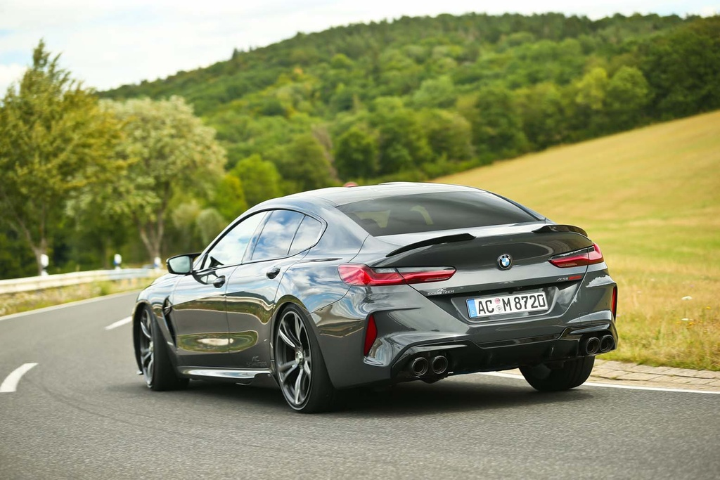 BMW M8 Competition voi goi do manh 710 ma luc anh 6