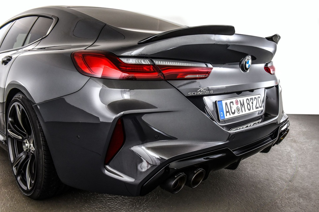 BMW M8 Competition voi goi do manh 710 ma luc anh 5