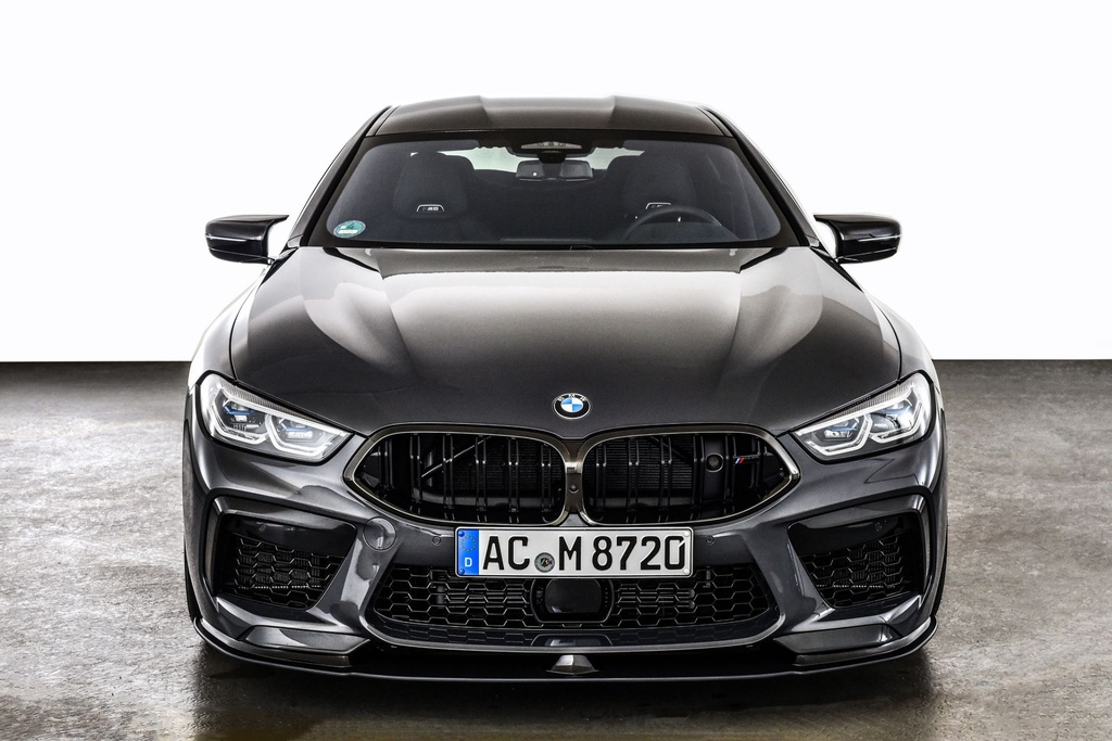 BMW M8 Competition voi goi do manh 710 ma luc anh 2