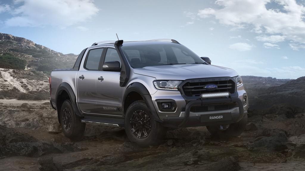 Ford Ranger Wildtrak X ra mat anh 2
