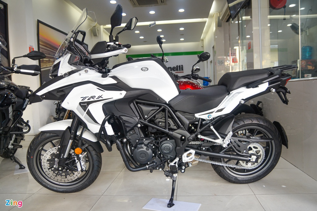 Chi tiet Benelli TRK 502 2020 tai VN anh 1