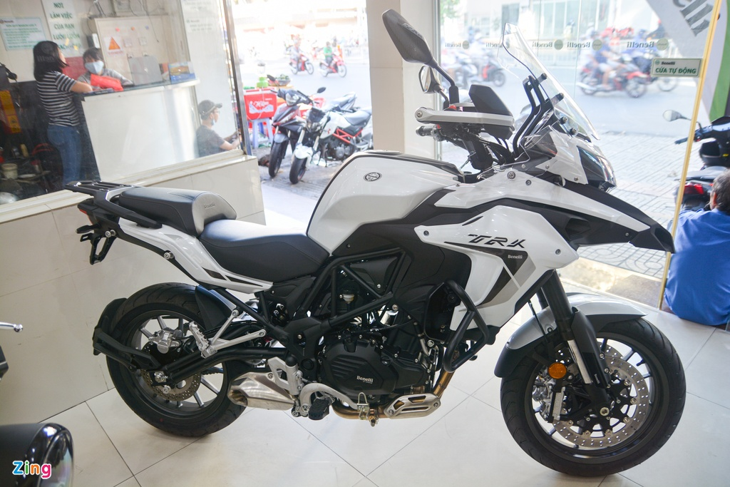 Chi tiet Benelli TRK 502 2020 tai VN anh 16