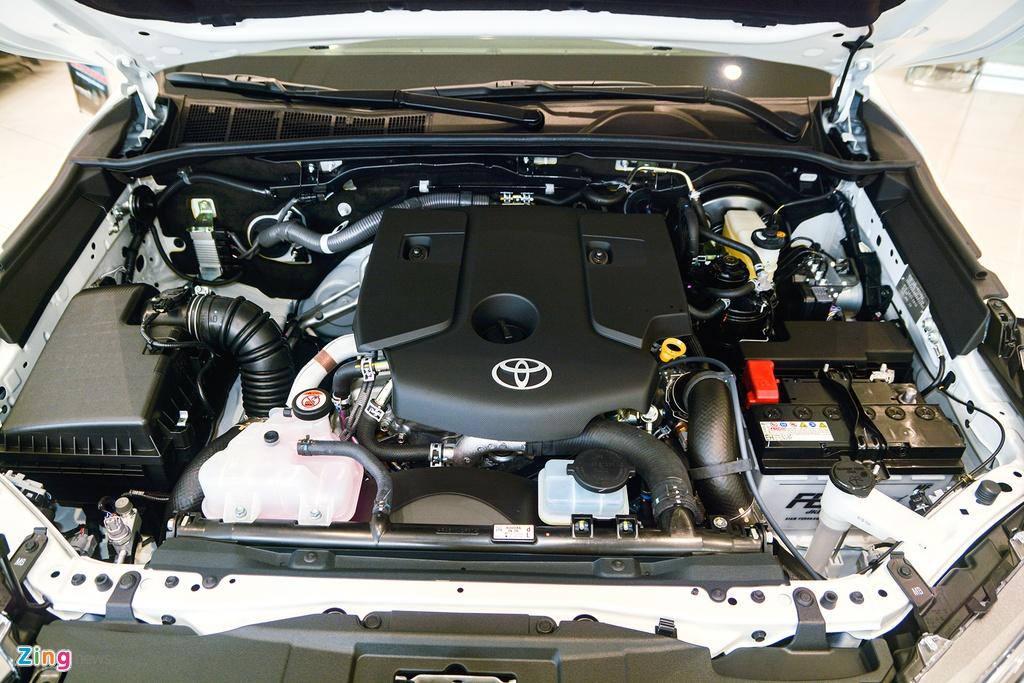 Chi tiet Toyota Hilux Adventure gia 913 trieu dong tai Viet Nam anh 17