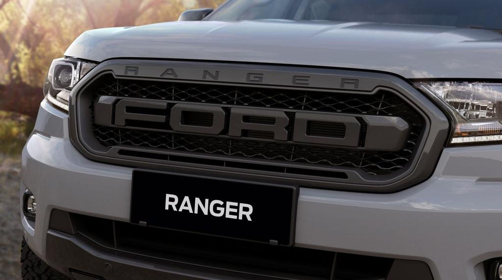 Ban tai Ford Ranger FX4 MAX duoc ra mat anh 2