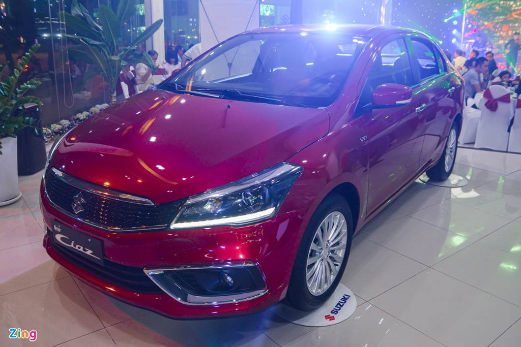 Chi tiet Suzuki Ciaz 2020 tai Viet Nam anh 1