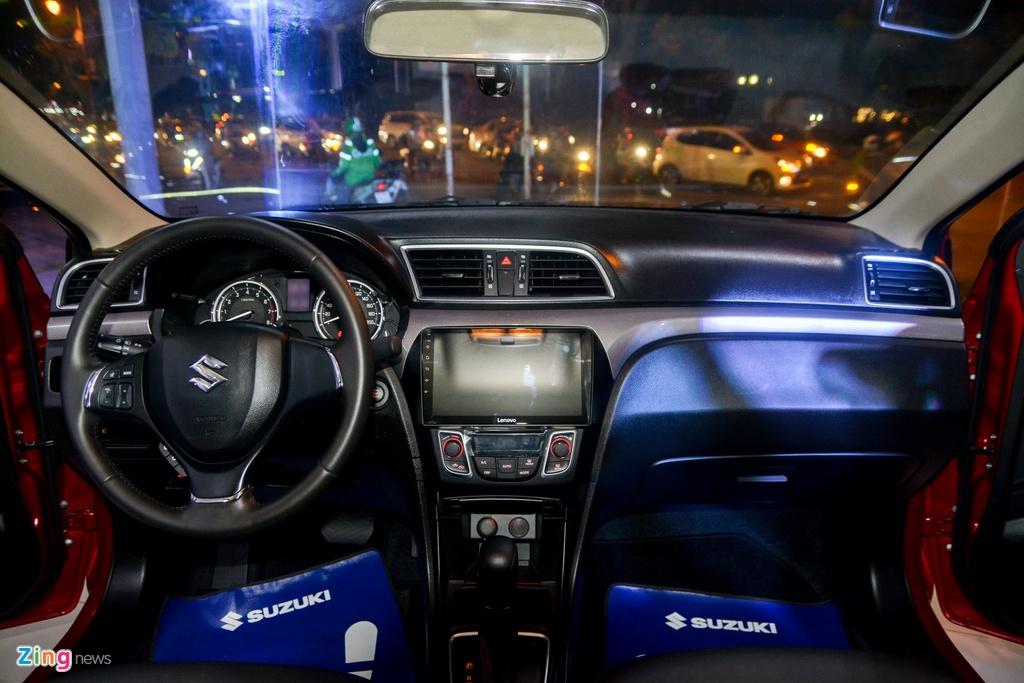 Chi tiet Suzuki Ciaz 2020 tai Viet Nam anh 8