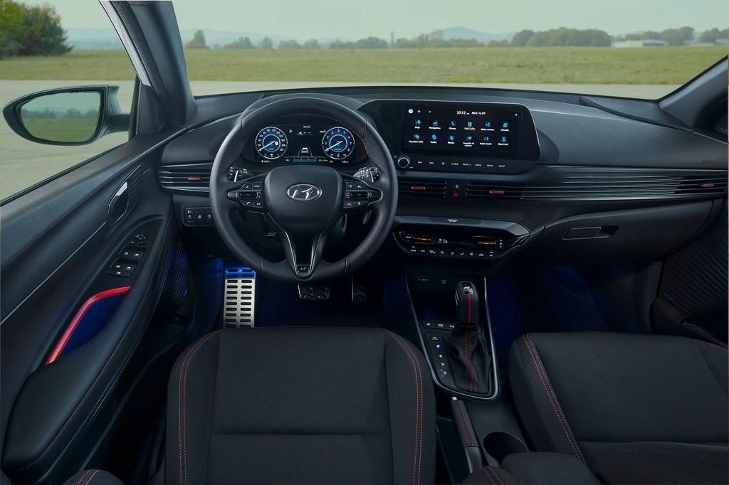 Hyundai i20 N Line 2021 duoc ra mat anh 5