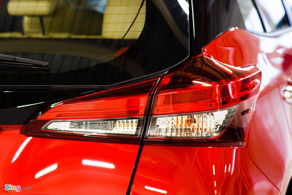 Chi tiet Toyota Yaris 2020 tai dai ly anh 15