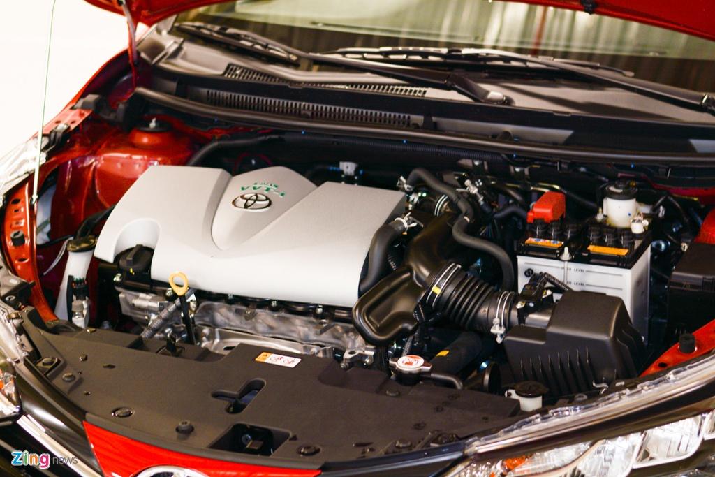 Chi tiet Toyota Yaris 2020 tai dai ly anh 11