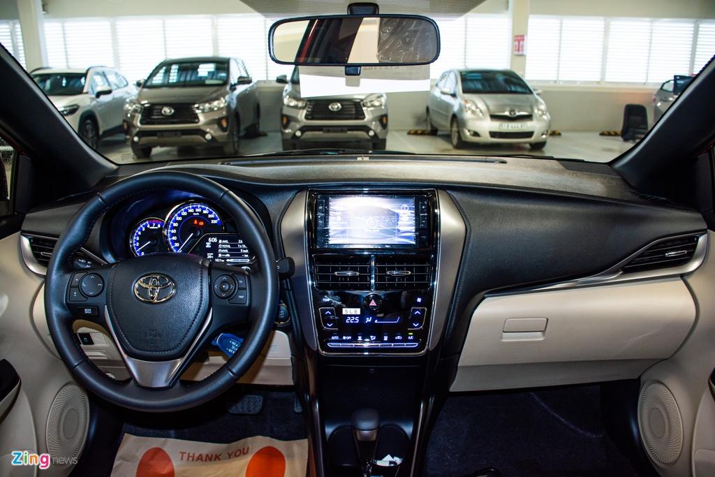 Chi tiet Toyota Yaris 2020 tai dai ly anh 6