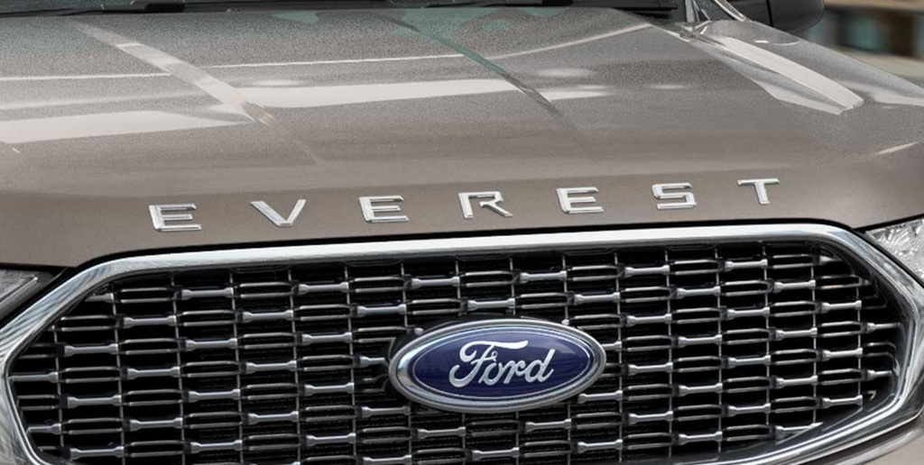 Ford Everest 2021 duoc ra mat tai Thai Lan anh 2