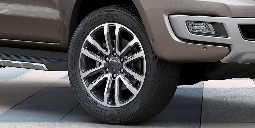 Ford Everest 2021 duoc ra mat tai Thai Lan anh 3