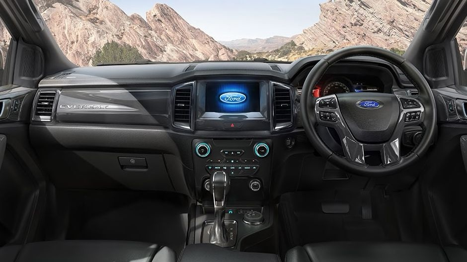 Ford Everest 2021 duoc ra mat tai Thai Lan anh 5