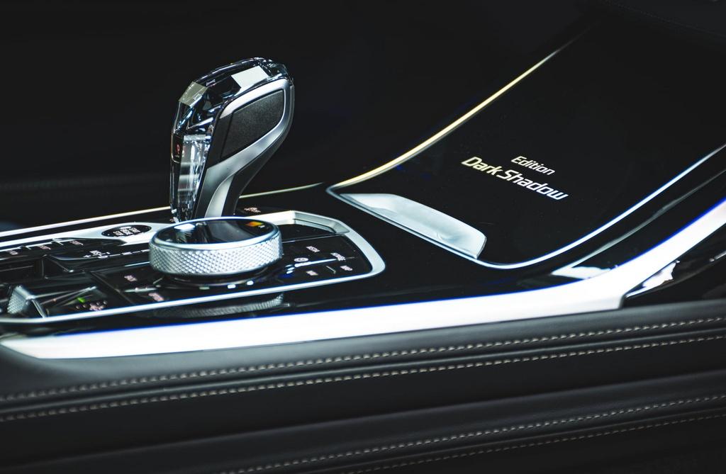Chi tiet BMW X7 Dark Shadow Edition gioi han 500 chiec tren toan cau anh 6