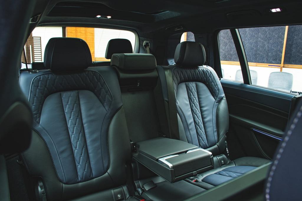 Chi tiet BMW X7 Dark Shadow Edition gioi han 500 chiec tren toan cau anh 7