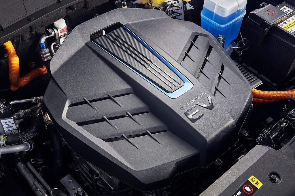 Phiên bản tiêu chuẩn sử dụng bộ pin 39,2 kWh kết hợp cùng mô-tơ điện có công suất 134 mã lực và mô-men xoắn cực đại 395 Nm. Xe có khả năng tăng tốc 0-100 km/h trong 9,9 giây, tốc độ tối đa là 155 km/h. Phiên bản cao hơn được trang bị bộ pin 64 kWh, đi kèm là mô-tơ điện mạnh 201 mã lực, mô-men xoắn cực đại tương tự bản tiêu chuẩn. Động cơ này giúp xe tăng tốc 0-100 km/h trong 7,9 giây, tốc độ tối đa 167 km/h.
