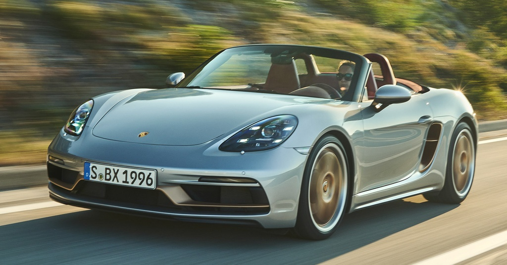Can canh Porsche Boxster ban ky niem 25 nam anh 6