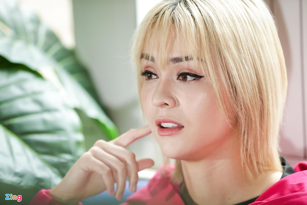 Mlee - Quoc Anh: 'Chung toi co yeu nhau, cung khong muon on ao' hinh anh 6