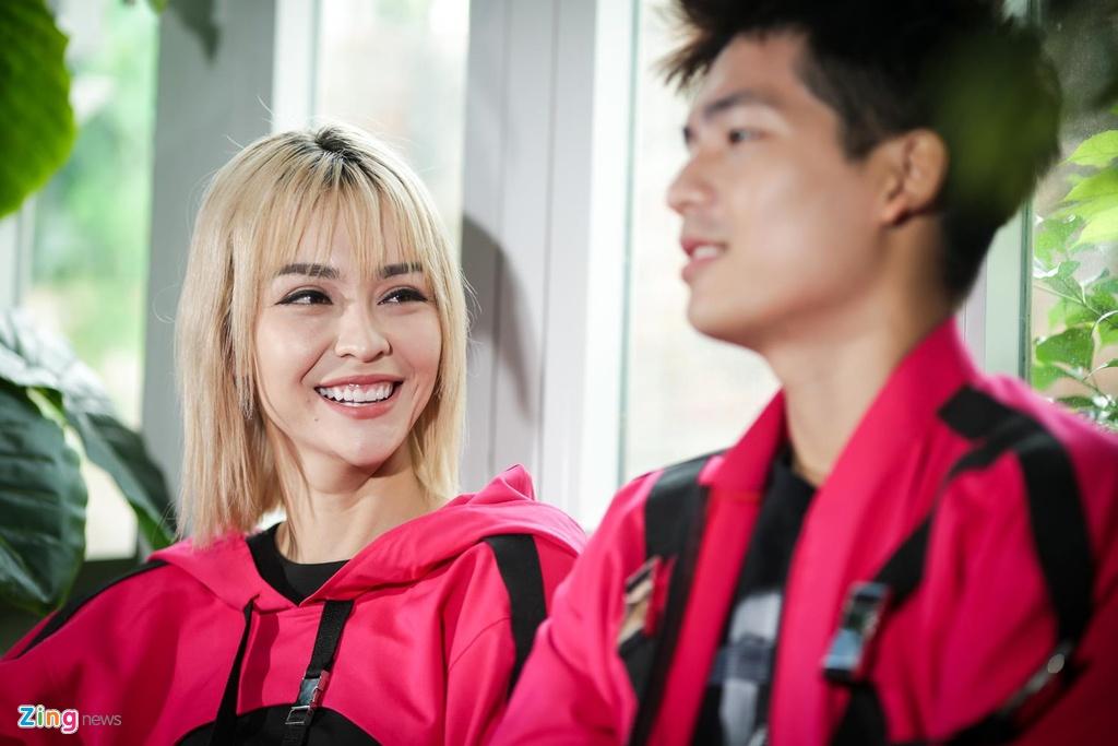 Mlee - Quoc Anh: 'Chung toi co yeu nhau, cung khong muon on ao' hinh anh 4