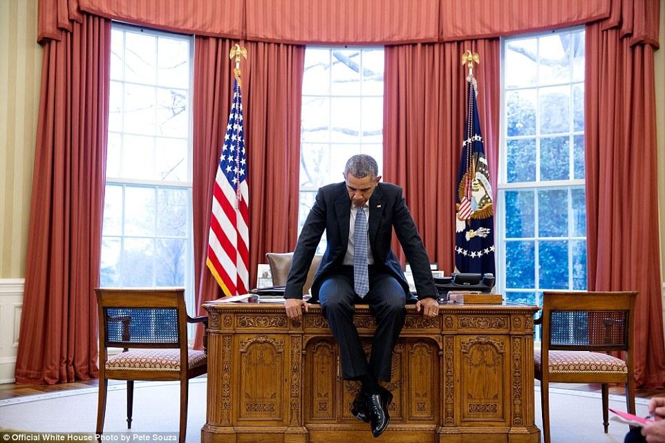 Nhung buc anh thu vi ve Obama nam 2016 anh 4