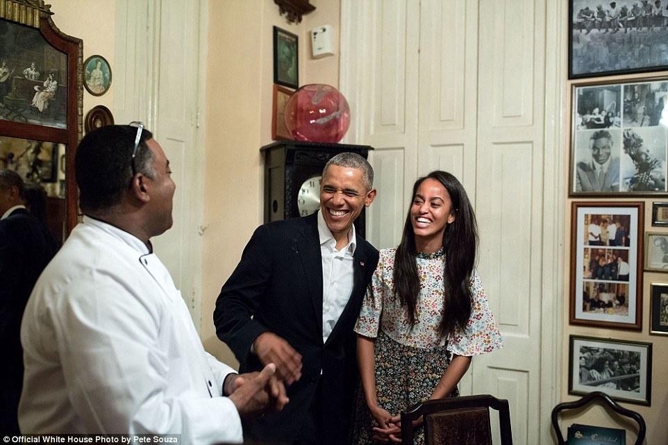 Nhung buc anh thu vi ve Obama nam 2016 anh 6
