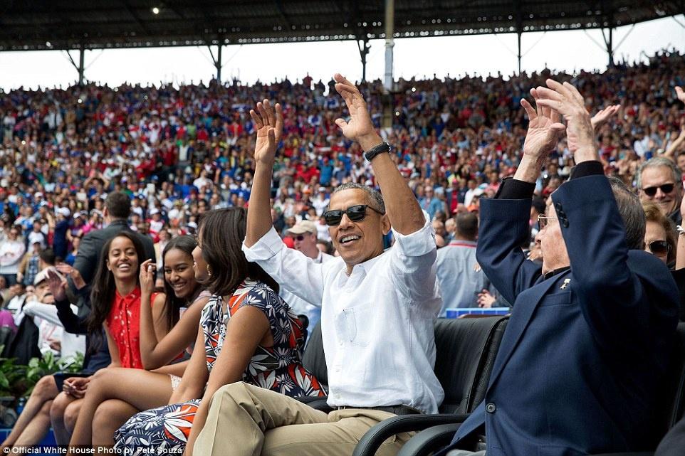 Nhung buc anh thu vi ve Obama nam 2016 anh 9