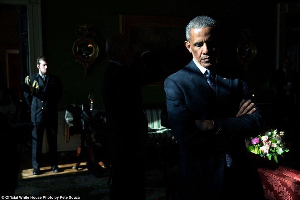Nhung buc anh thu vi ve Obama nam 2016 anh 3