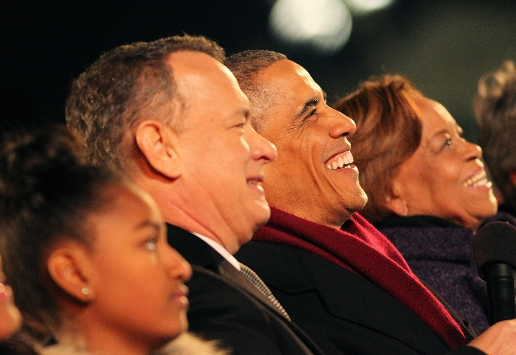 tinh ban cua Obama voi nhung nguoi noi tieng anh 11